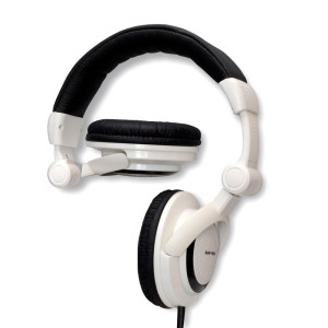 Nadi DJH-1000 Light Weight DJ Headphones