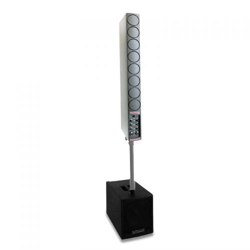 Nady MaxTower™ with MTPM-8 mounting pole