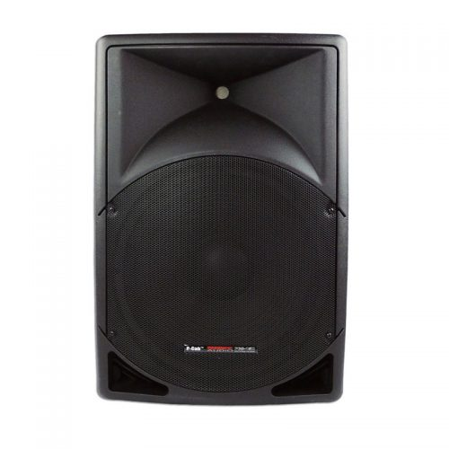 Nady PCS-15X Full-Range, Two-Way Powered Speaker With 15″ Woofer