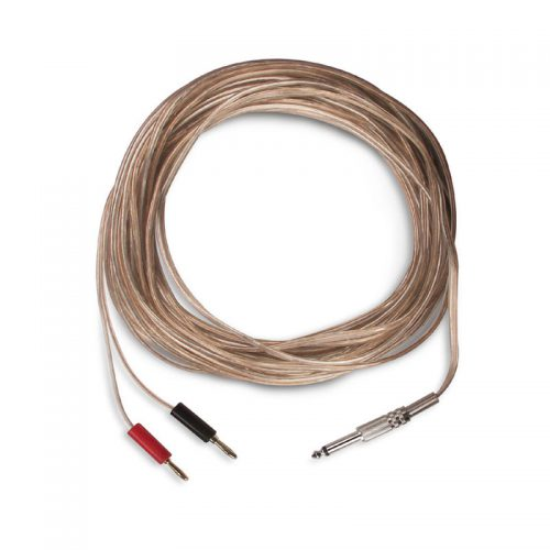 "Nady SBC – 20-gauge, ¼"" Phone To Banana Connectors, Parallel Conductor Speaker Cable"