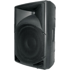 Nady PCS-8X Full-Range, Two-Way Powered Speaker With 8″ Woofer