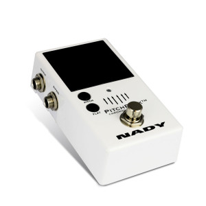 Nady PitchFork™ Chromatic Stage Tuner Compact Pedal Style