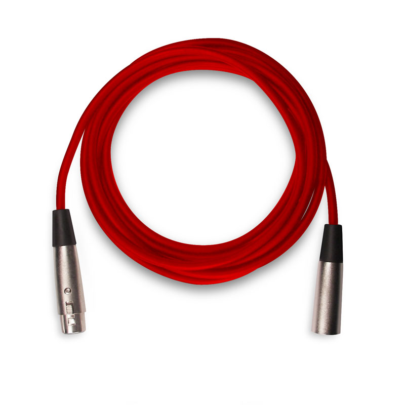 Nady XCC – XLR to XLR Colored Microphone Cable