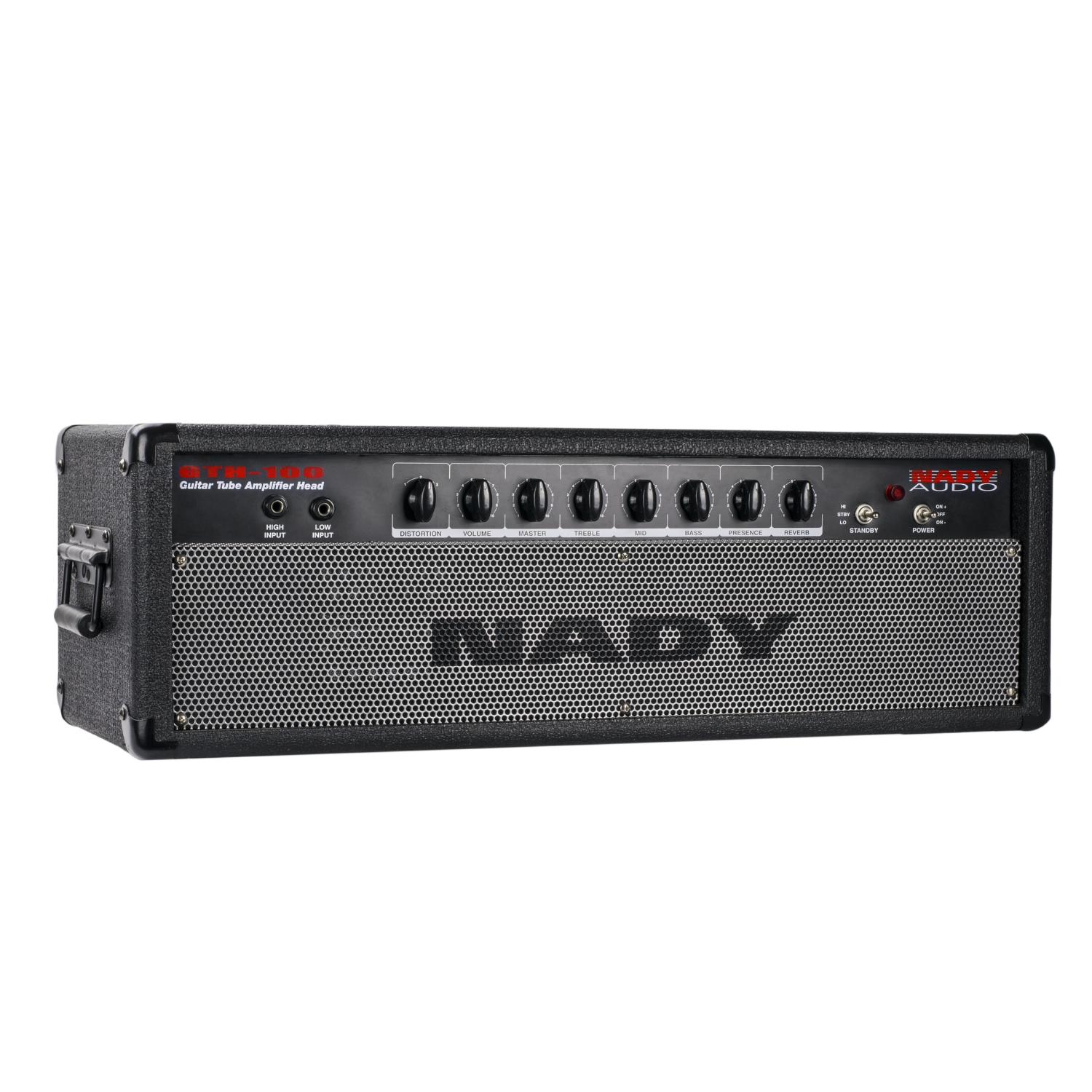 Guitar Amp Head To Audio Interface : gth 100 tube guitar amp head with reverb nady systems inc ~ Hamham.info Haus und Dekorationen