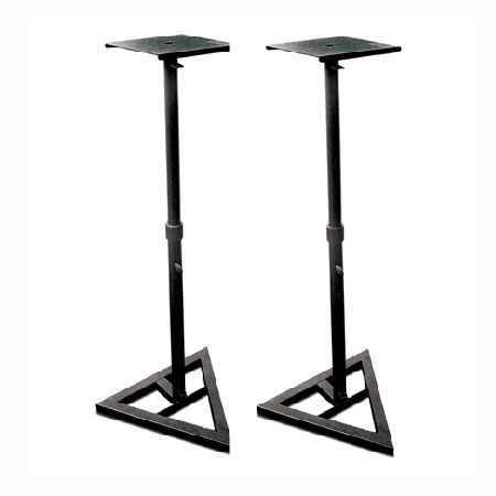 Nady MSST-43 Pair of 43″ Monitor Speaker Stands