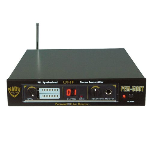 Nady PEM-500T UHF Transmitter For Wireless System