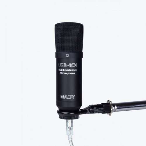 Nady USB-1CX USB Condenser Microphone With Or Without Sony Acid Software