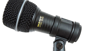 Drum/Instrument and Specialty Microphones
