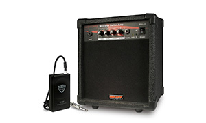 Guitar Amplifiers and Speaker Cabinet