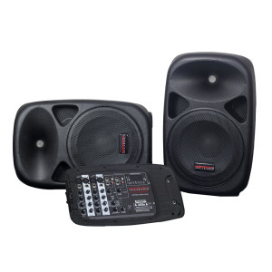 Nady pas 300bt speakers